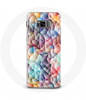 Galaxy S8 Multicolor Mosaic...