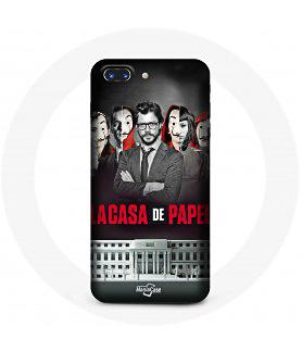 Coque iPhone 8 Plus La Casa...