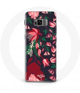 Galaxy S8 Flower case
