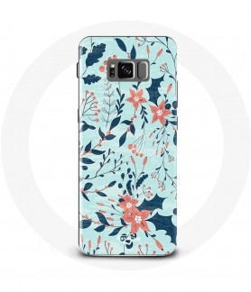 Galaxy S8 Flower case
