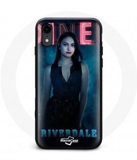 Coque Iphone XR Riverdale série Veronica lodge maniacase