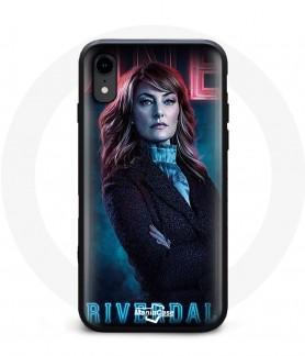 Coque Iphone XR Riverdale série Alice Cooper maniacase