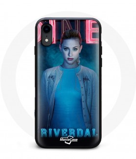 Coque Iphone XR Riverdale série  betty Cooper maniacase