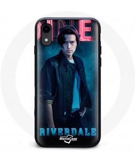 Coque Iphone XR Riverdale série Jughead Jones maniacase