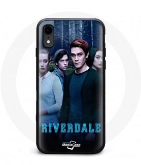 Coque Iphone XR Riverdale série archie andrews Jughead Jones maniacase