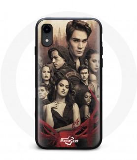Coque Iphone XR Riverdale série maniacase