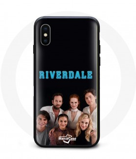 Coque Iphone XR Max Riverdale série equipe maniacase