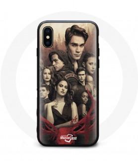 IPhone X Riverdale série case