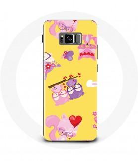 Galaxy S9 Case Little Lovers