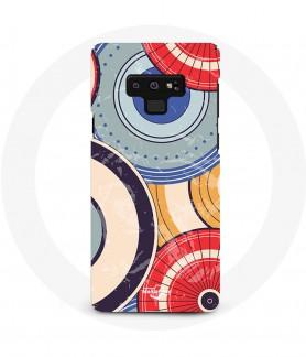 Galaxy Note 9 Case Flowery...