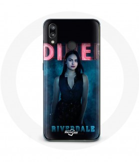 Coque P20 Lite Riverdale série Veronica phone case maniacase