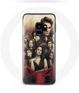 Galaxy S9 Riverdale série case