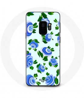 Galaxy S9 Tulip Flower Case