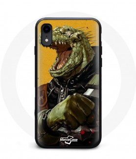 Coque iPhone XR Dorohedoro Kaiman maniacase