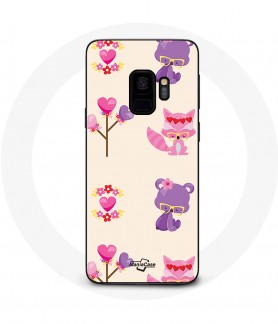 Galaxy S9 Texture Fox and...