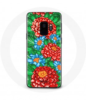 Galaxy S9 Flower Care Case