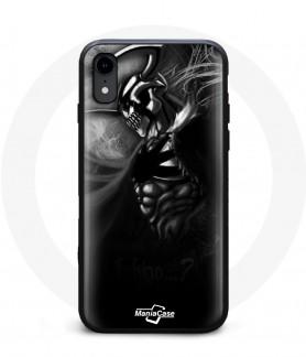 Iphone XR Bleach the Hollow Mask Monster case