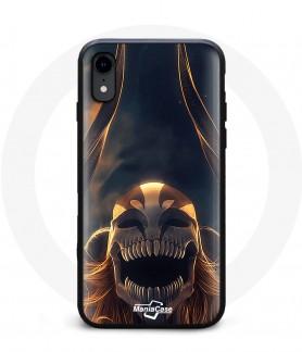 Iphone XR Bleach Ichigo Hollow Mask case