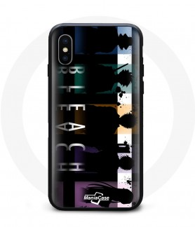 IPhone XS max Manga anime Bleach case