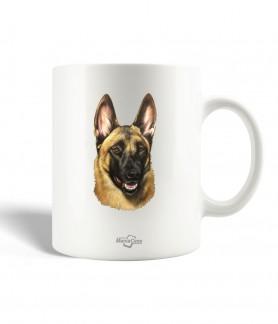 Achat Mug visage chien