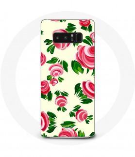 Galaxy Note 8 Tulip Flower...