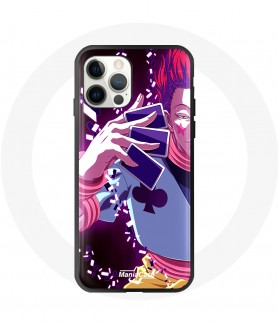 iPhone 12 case anime hunter...