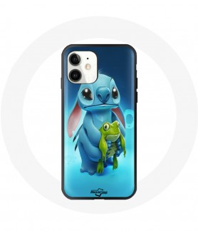 iPhone 12 mini case Stitch...