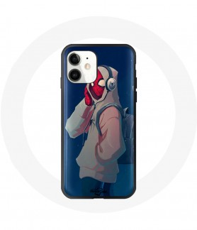 iPhone 12 mini case spider...