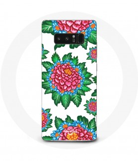 Galaxy Note 8 Flower Care Case
