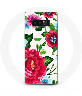Galaxy Note 8 Flower Case