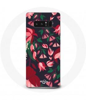 Galaxy Note 8 Flower...