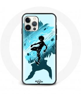 Silicon iPhone 12 case hunter x hunter Kilwa thunder