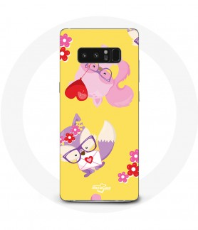 Galaxy Note 8 Case Little...
