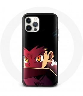 iPhone 12 case anime Hunter X hunter Gon anger