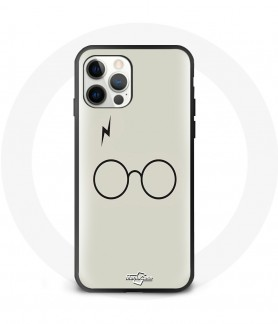 iPhone 12 Harry Potter mark case silicon
