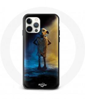 Silicon iPhone 12 harry potter dobby case maniacase