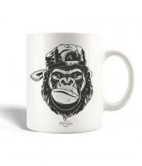 Achat Mug gorille avec...