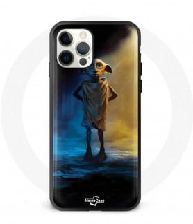iPhone 12 pro max harry potter dobby case silicon