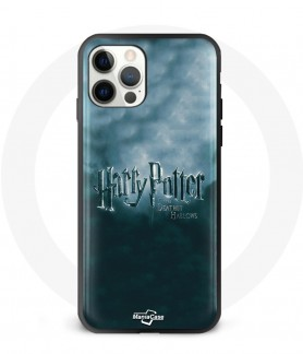 iPhone 12 pro max harry potter deathly hallows case