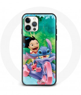 Stitch cartoon iphone 12 case