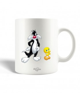 Achat Mug Tweety And Sylvester