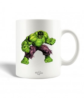 Marvel hulk mug