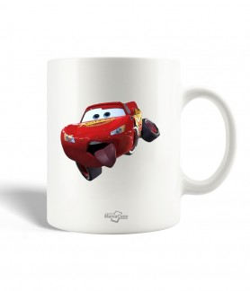 Mug Flash McQueen