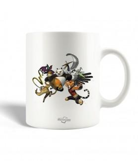 Cheap kung fu panda mug
