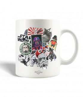 Achat Mug Star Wars Stickers