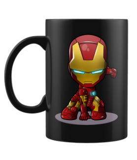 Cheap iron man cartoon mug