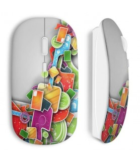 Candy Crush Wireless Mouse