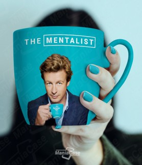 The Mentalist Mug Turquois