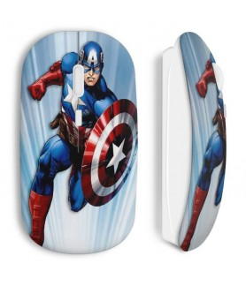 Captain America Wireless Mouse