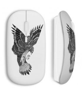 Eagle tribal Wireless Mouse best price